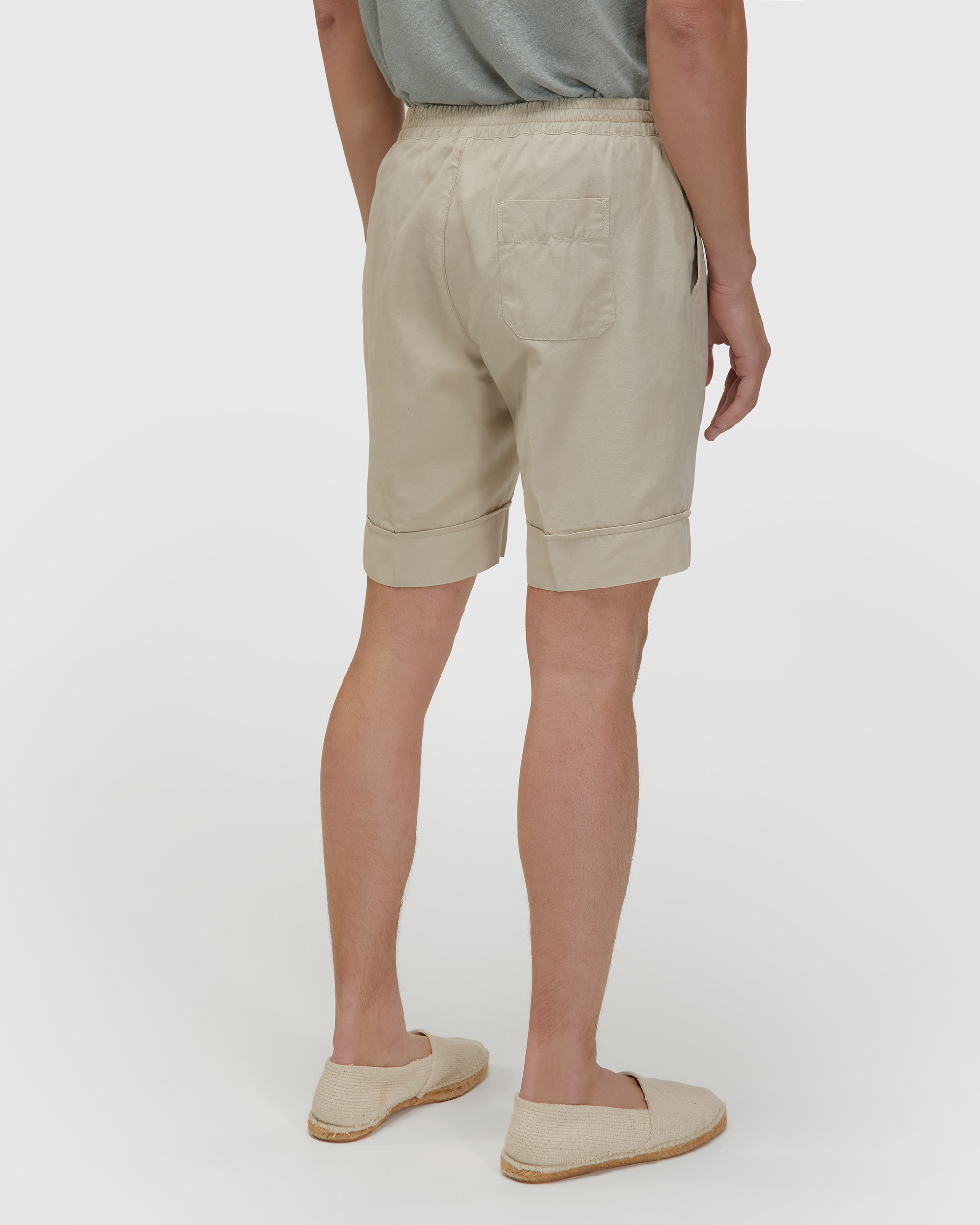 The Track Shorts Sand